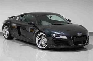 Audi 2008 R8 4 2 V8 Manual Quattro Black Interior  Car For