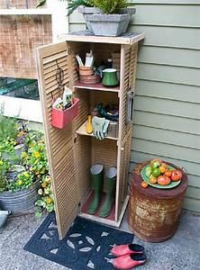 Schrank Für Garten : gartenschrank eine praktische bereicherung ihres gartens ~ Orissabook.com Haus und Dekorationen