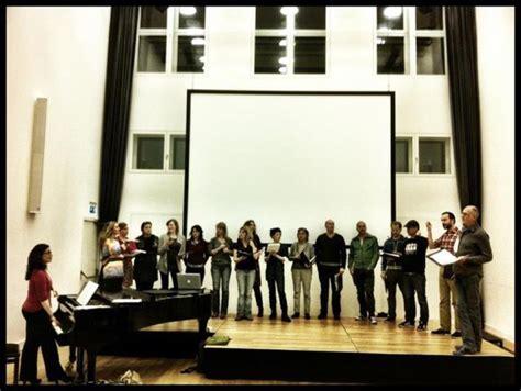 ricky koole de nieuwe liefde zangdocent koordirigent