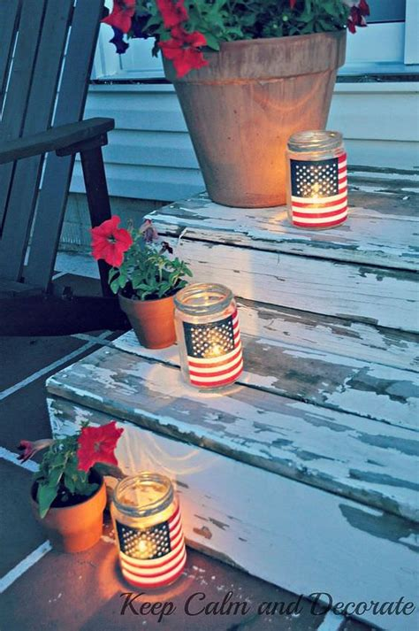 8 Quick & Cheap Decoration Ideas for Your 4th of July