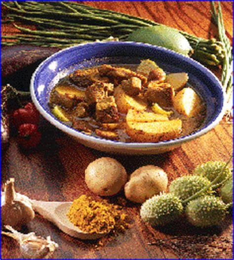 la cuisine guyanaise