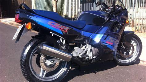 Honda CBR 450 Sr. - YouTube