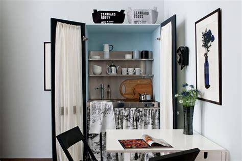 kitchen for studio flat studio flat cupboard kitchen small kitchen design ideas houseandgarden co uk