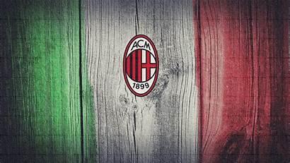 Milan Ac Football Flag Calcio Italy Associazione