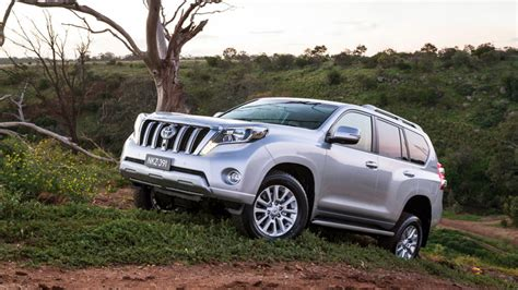 toyota prado redesign land cruiser spy shots