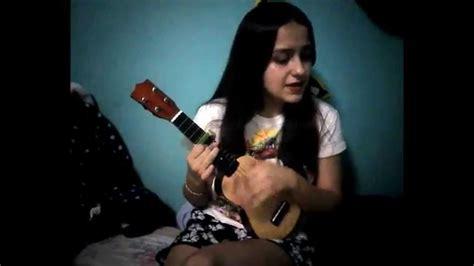 Disfruto De Carla Morrison (cover En Ukulele
