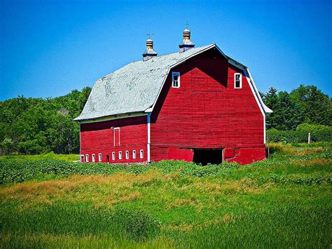 Old Red Barn Photograph By Christy Patino