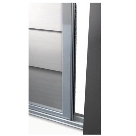 adhesif pour porte de placard cuisine joint adhésif brosse velours pour portes de placard 7 5m