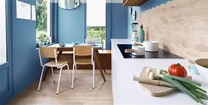 Peinture cuisine bleu 20170725201734 arcizocom for Couleur bleu canard deco 6 cuisine bleue je fonds pour une cuisine bleue elle