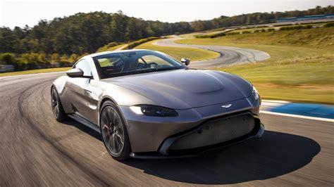 2019 Aston Martin Vantage Review