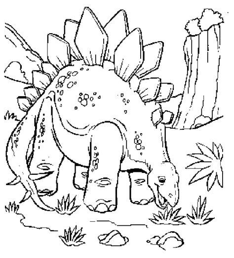 jurassic park dinosaur eat  coloring page