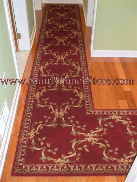 L Shaped Kitchen Rug by L Shaped Rug Runner Home Decor