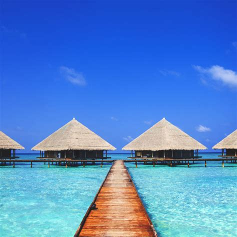 Maldives Overwater Bungalows  Maldives Islands Maldives