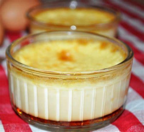 blanchir cuisine flan au citron et caramel les recettes de la cuisine de