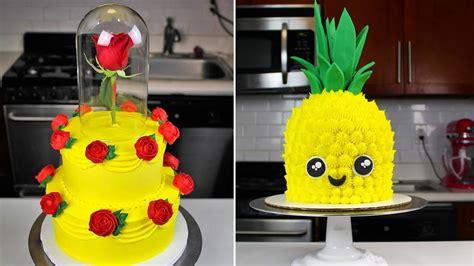 best cake ideas top best birthday cake decorating ideas the most amaz doovi