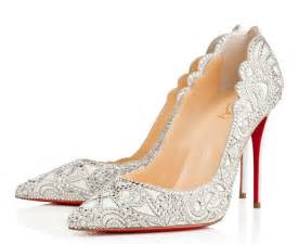 escarpins mariage 10 chaussures à paillettes pour faire pétiller ma tenue de mariée mariage