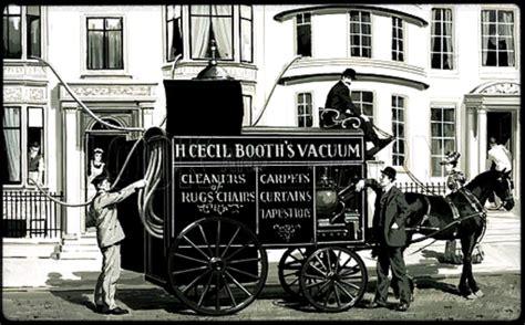 britain vacuum cleaner hubert cecil booth