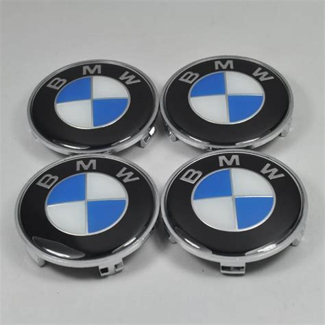 bmw emblem schwarz 4x bmw emblem felgendeckel nabendeckel nabenkappe 68mm schwarz ebay
