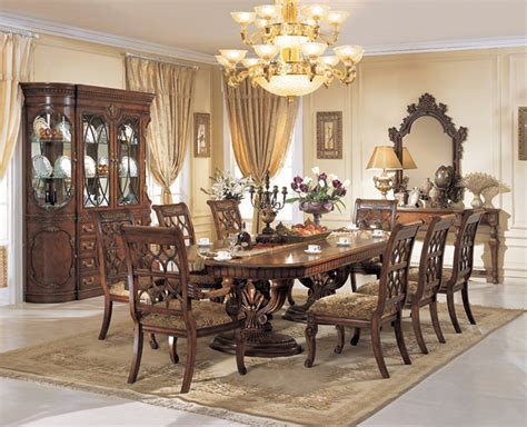parma formal dining room collection