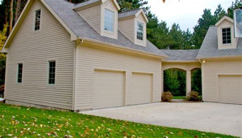 Adding A Detached Garage To A Ranch Style Home