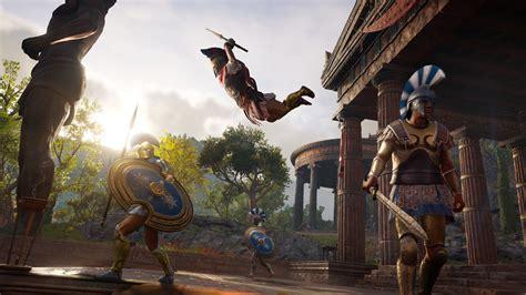 wallpaper assassins creed odyssey   screenshot