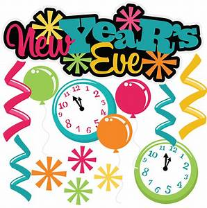 New Years Eve Transparent Clipart (28+)