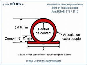 Joint Pour Fenetre : joints d 39 tanch it pour fen tre joint helios ~ Premium-room.com Idées de Décoration