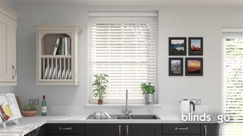 Blinds 2 Go by Blinds 2go Faux Wooden Blinds