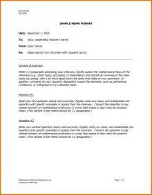 Army Memorandum Format Template