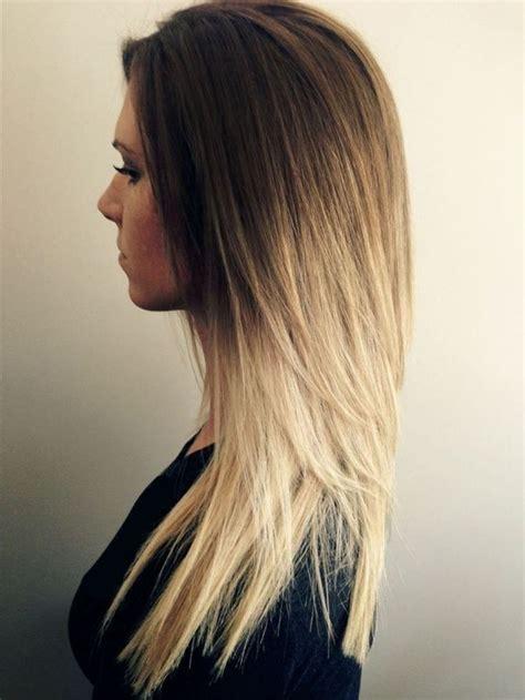 Long Hair Trend Cute Ombre Hair Color Hair Styles Hair