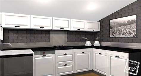 modele cuisine noir et blanc emejing cuisine blanc et noir pictures design trends