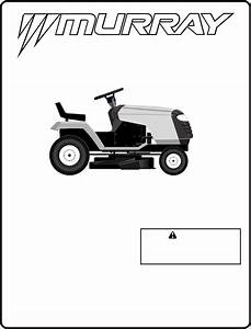 Murray Lawn Mower Mb1842lt User Guide