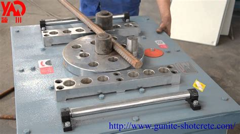 gwgw rebar bendersteel bar bending machine video doovi
