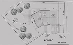 ordinaire logiciel plans maison gratuit 5 plan de masse With plan de masse maison gratuit