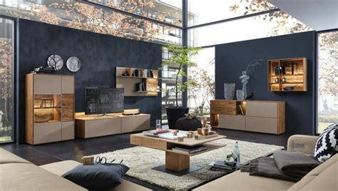 Le Wohnzimmer Design by Salon Moderne Par Musterring En 25 Id 233 Es D Am 233 Nagement