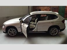 BMW X1 E84 28i Kyosho 118 Diecast model car YouTube