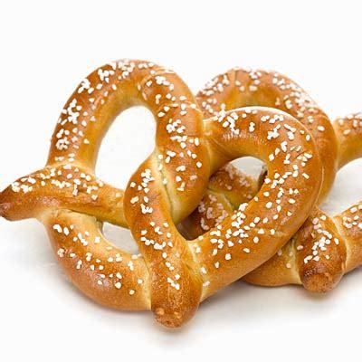 however the pretzel the central trend my pretzel predicament