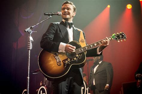 Justin Timberlake Shares Cover + Track Listing of His ...