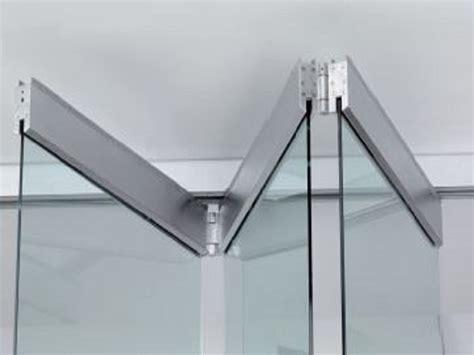 verande a soffietto vetrate a pacchetto pieghevoli e scorrevoli