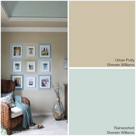 rainwashed paint color my coastal colors coastal decor coastal paint colors
