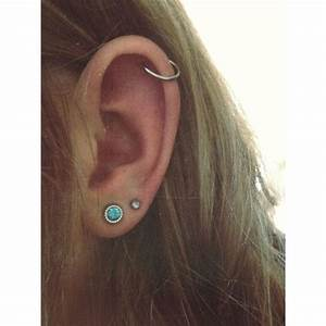 Cartilage Piercing Hoop | www.pixshark.com - Images ...