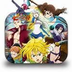 Taizai Nanatsu Icon Folder Imashime Fukkatsu Deviantart