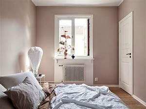 Dusty, Pink, Bedroom, Walls