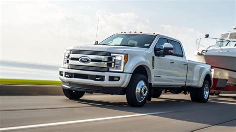 Ford's 0,000 Pickup Truck Is A Luxury Apartment That