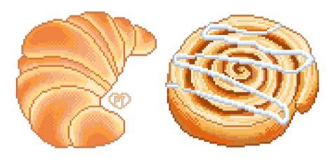 Pixel Cinnamon Roll