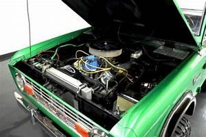 1973 Ford Bronco 302 V8 Engine Manual 4 Speed Transmission