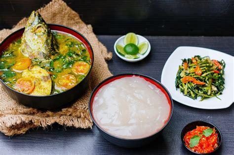 papeda hingga ayam woku  kuliner khas indonesia timur wajib coba