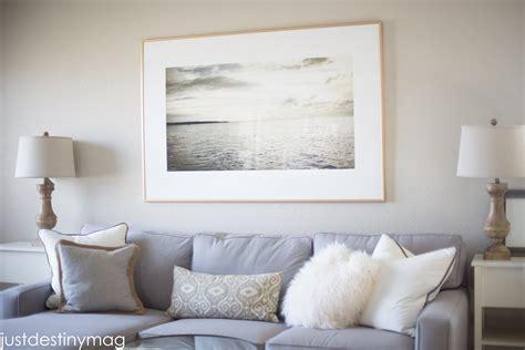 bedroom art  minted framed  hung  destiny