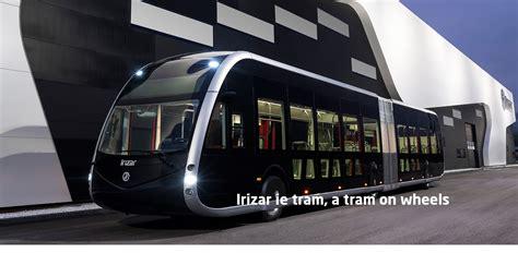 irizar  tram