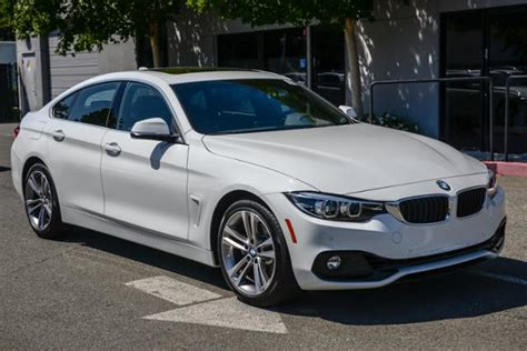 New 2019 Bmw 4 Series 430i Gran Coupe 4dr Car In Concord